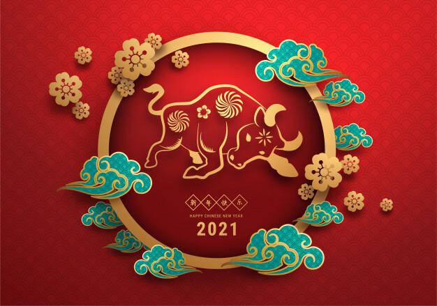 Kínai horoszkóp 2021-re, a Fémbivaly évére